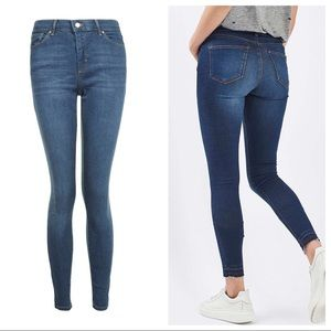 TopShop Leigh jeans skinny  26